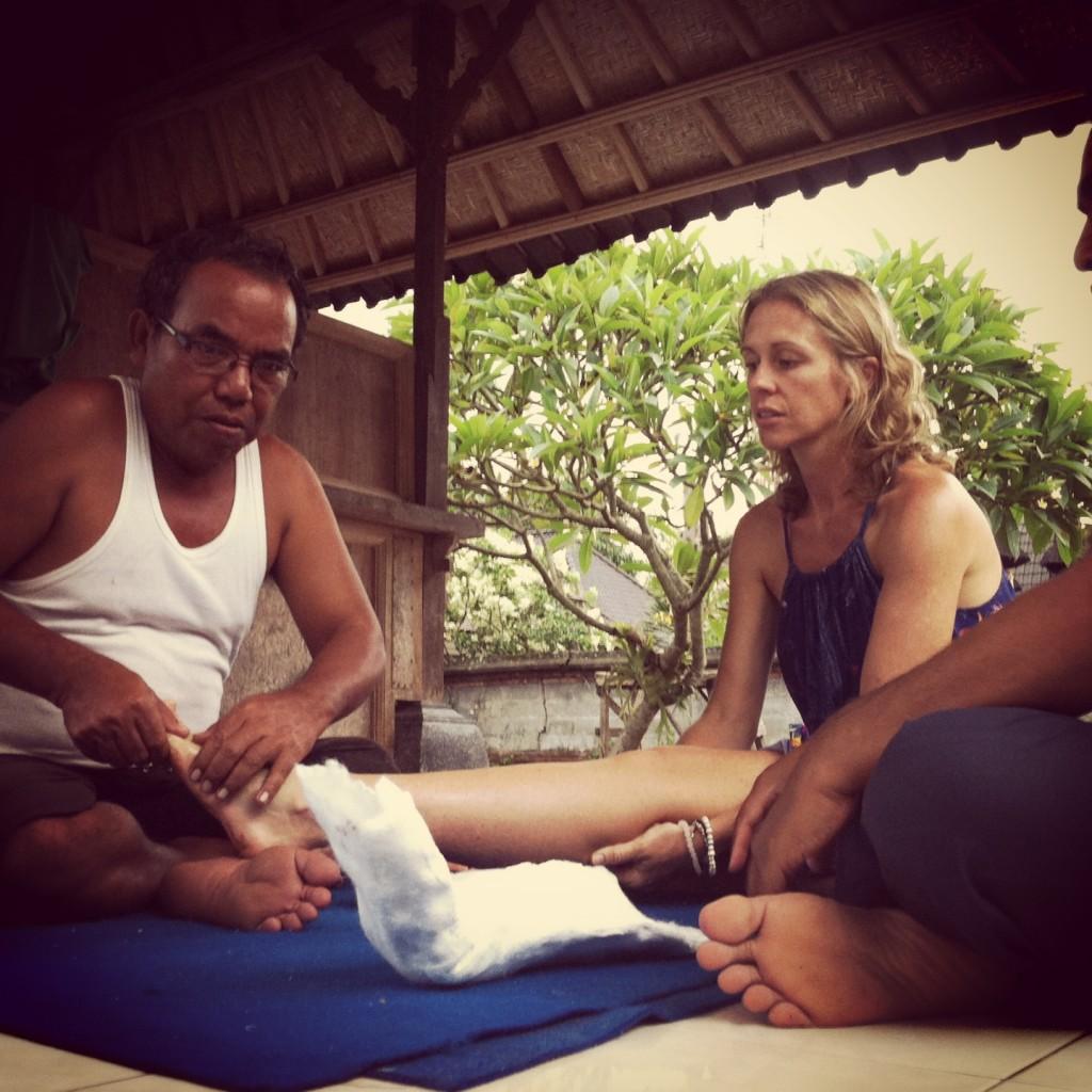 healer, healing, bali