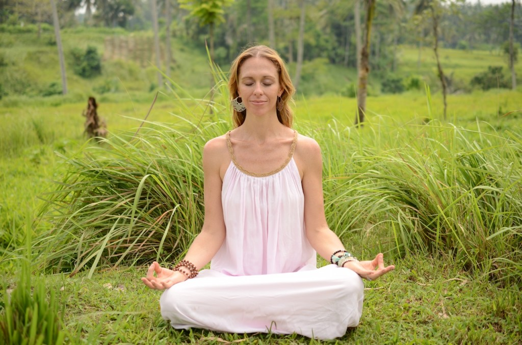 meditation yoga bali namaste