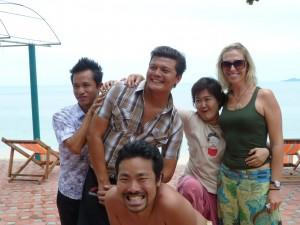 Thailand koh samui yoga healing meditation