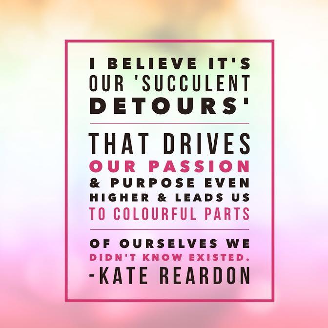 quote succulent detours